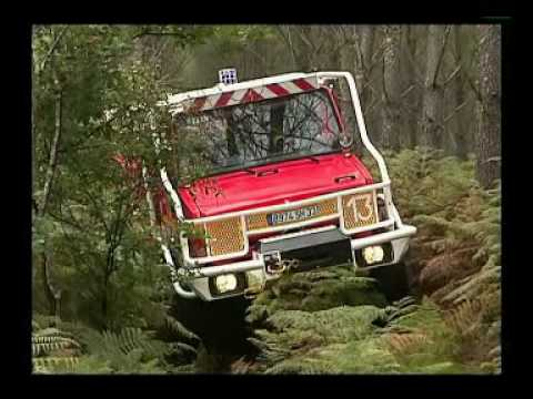 Unimog UHN Extreme Offroader promo video Part 2 of 3