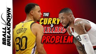 The Steph Curry And Damian Lillard Problem