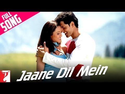 Jaane Dil Mein - Song - Mujhse Dosti Karoge video