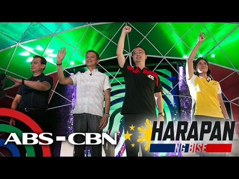 Harapan ng Bise: ABS-CBN's VP Debate
