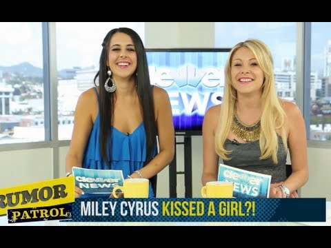Miley Cyrus Bisexual? Rob Pattinson Dating Katy Perry? Rihanna and Chris Brown VMA collab?!
