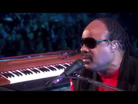 Stevie Wonder - My Cherie Amour (Live At Last 2008 London ...