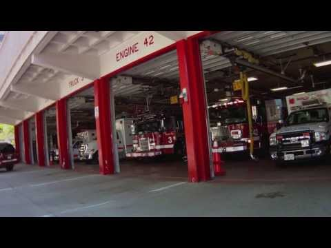 Chicago Fire Department Fire Call Video