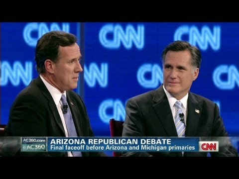 Highlights from CNN GOP debate in Arizona