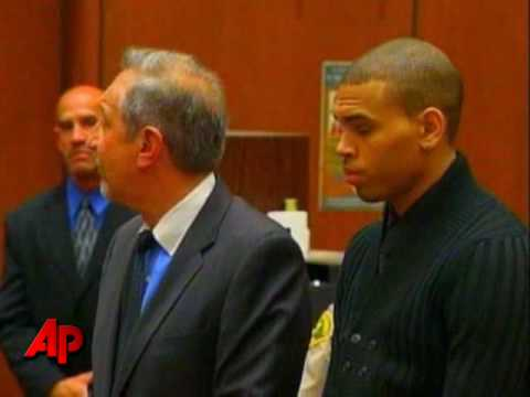 Plea Deal Reached in Chris Brown Case