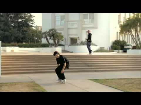 Paul Rodriguez - Element B Skateboarding