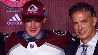 Makar selected fourth overall by Avalanche