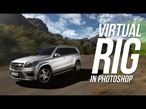 VirtualRig Studio - Motion Blur - Photoshop Tutorial
