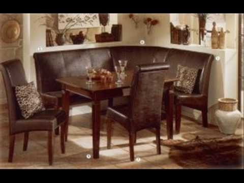German Furniture Warehouse Collection Leather Breakfast