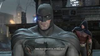 Batman Arkham City Walkthrough Part 5 Tracking The Ninja & Into Wonder City & Ra's Al Ghul Boss