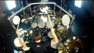 400th Video - The MEGA Kit - Drum Solos/Jams