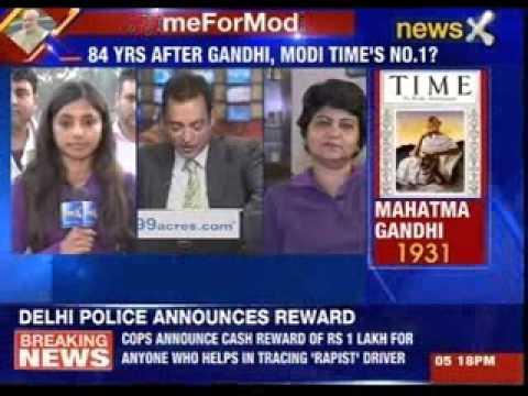 TIME Magazine's Person of the Year: Will Narendra Modi follow Mahatma Gandhi?
