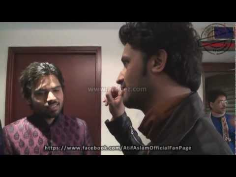Behind The Scenes (SurKshetra) - Atif Aslam Love, Dedication&First Elimination of Contestant - HD