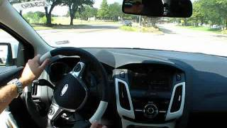 Test Drive: 2012 Ford Focus SEL Hatchback