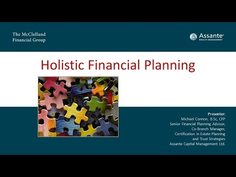 The McClelland Financial Group - Holistic Financial Planning