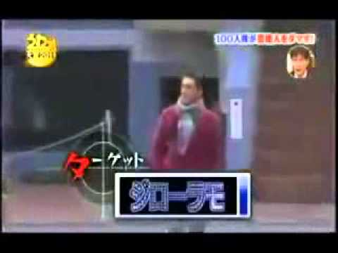 Funny Japanese Prank  Scary Passage with Hidden Camera