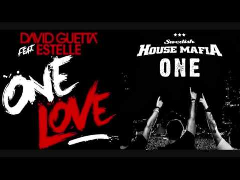 David Guetta VS Swedish House Mafia - One Love [Mark C mash-up]