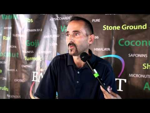 Dr Robert Cassar Marks Simple Super Food Salad Health Conscious Expo