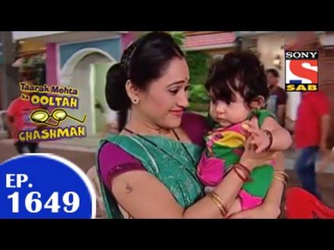 Taarak Mehta Ka Ooltah Chashmah - तारक मेहता - Episode 1649 - 13th April 2015 video