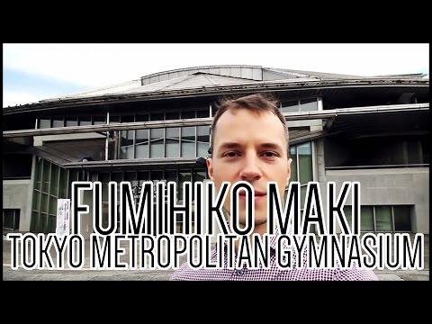 Fumihiko Maki, Tokyo Metropolitan Gymnasium [Architecture]