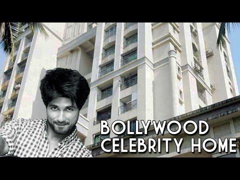 Sahid Kapoor's House, Raj Classic, Bollywood Actor, Hindi Cinema, Mumbai, India