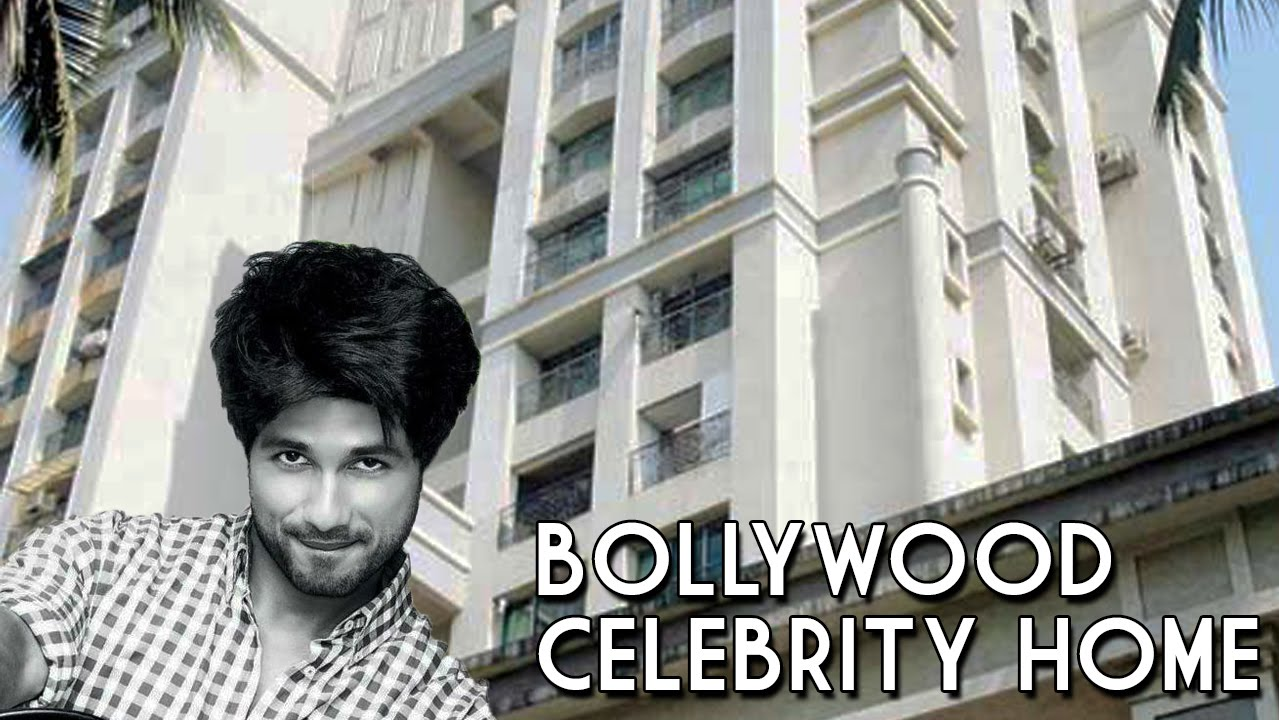 Bollywood Celebrity Home Shahid Kapoor 39 S House In Mumbai