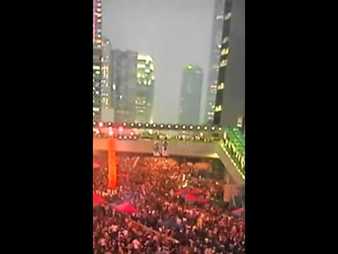 UFO in Hong Kong