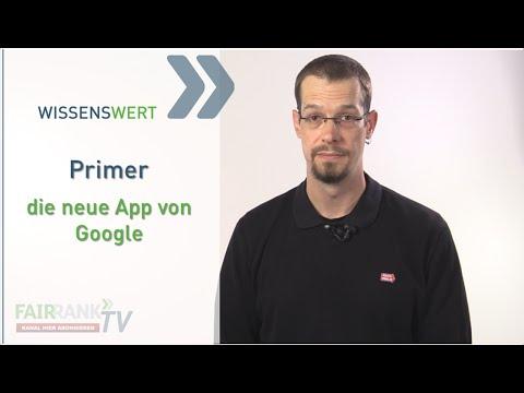 Google Primer | FAIRRANK TV - Wissenswert
