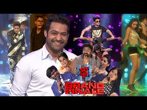 DHEE 10 Grand Finale - Dhee 10 Latest Promo - 11th July 2018 - Young Tiger NTR -  Priyamani, Sekhar