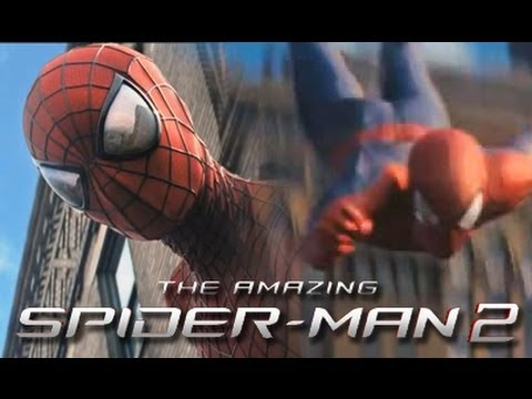 Thoughts On  The Amazing Spider-Man 2 Preview Teasers