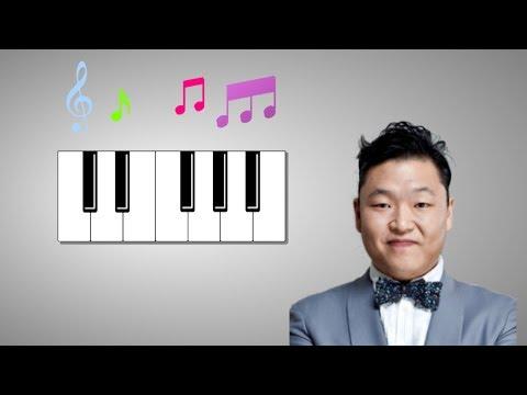Psy - Gangnam Style Instrumental (oppan Gangnam Style (강남스타일)) video