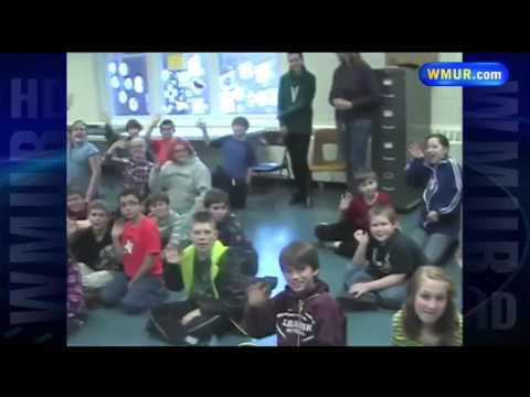 School Visit: Hanover Street School in Lebanon