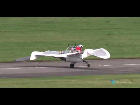 風の谷のナウシカのメーヴェがリアルに飛ぶ!?夢の実現にワクワクがとまらない!