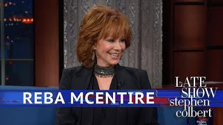 This Joke Got Reba McEntire Booed Off Stage