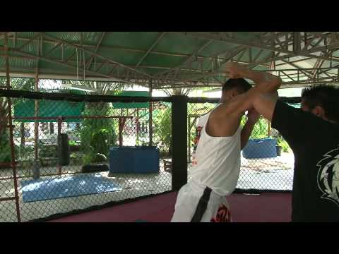 Tiger Muay Thai Techniques: Basic Elbow Strikes Image 1