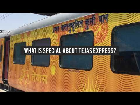 Tejas Express: Indian Railways Redefines Luxury Train Travel With Wifi, Infotainment Screens & More thumbnail
