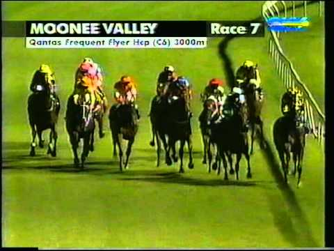 Jockey mistake - goes for home too early