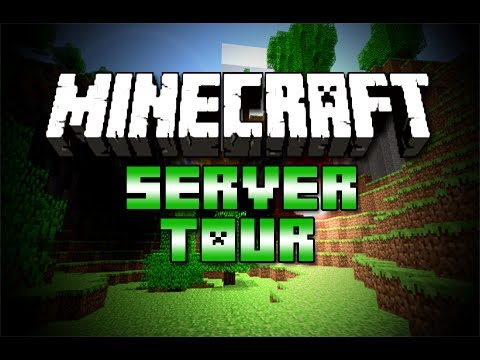 Server Spotlight - Minecraft Server Tour!