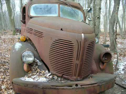 More semi truck junk yard pictures #3 Video