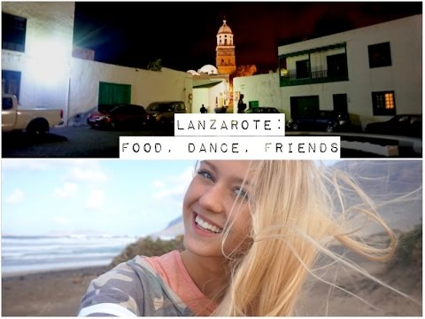 Lanzarote | Sunny Winter Time - Day 2 - Food Festival, Dance and NightLife