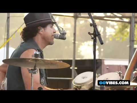 "John Butler Trio Performs ""Used To Get High For A Living"" at Gathering of the Vibes 2011"