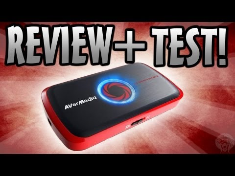 AVerMedia Live Gamer Portable Review: Best