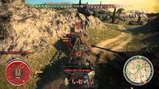 Xbox One IS-7 gameplay!   World of Tanks Xbox One Ed.  