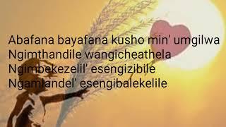 Hlengiwe Da Poet - Abafana Bayafana