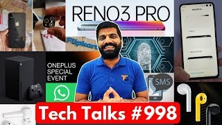 Tech Talks #998 - Flipkart iPhone Fraud, Realme R1 Chip, OnePlus Special Event, 2020 5G iPhone