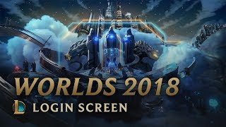 World Championship 2018 (ft. HEALTH) | Login Screen - League of Legends