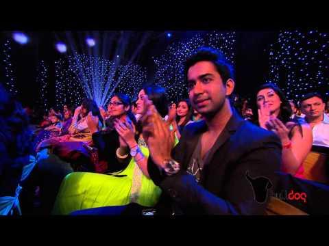 Barun Sobti & Sanaya Irani win Favorite TV On-Screen Jodi at...