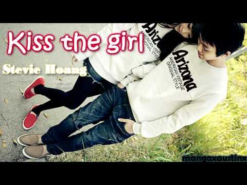 kiss the girl lyrics № 664744
