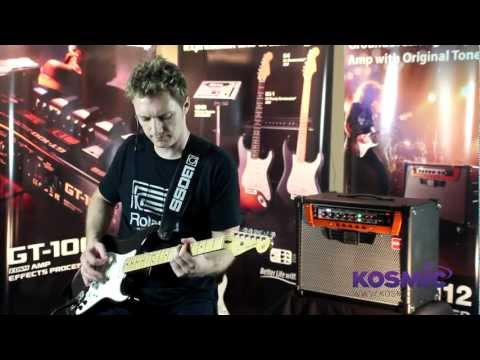 Boss GT-100 Classic Patches Medley by Josh Munday