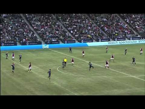 Darren Mattocks goal vs. Colorado Rapids